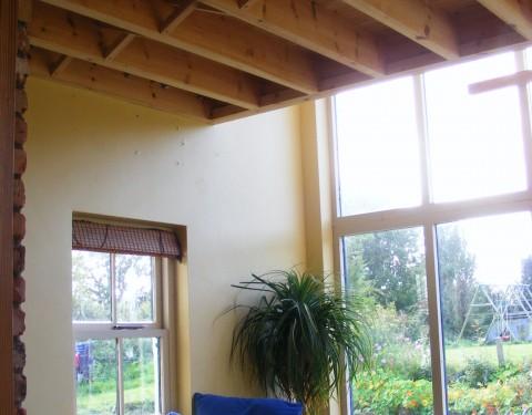 Herringbone Rafters
